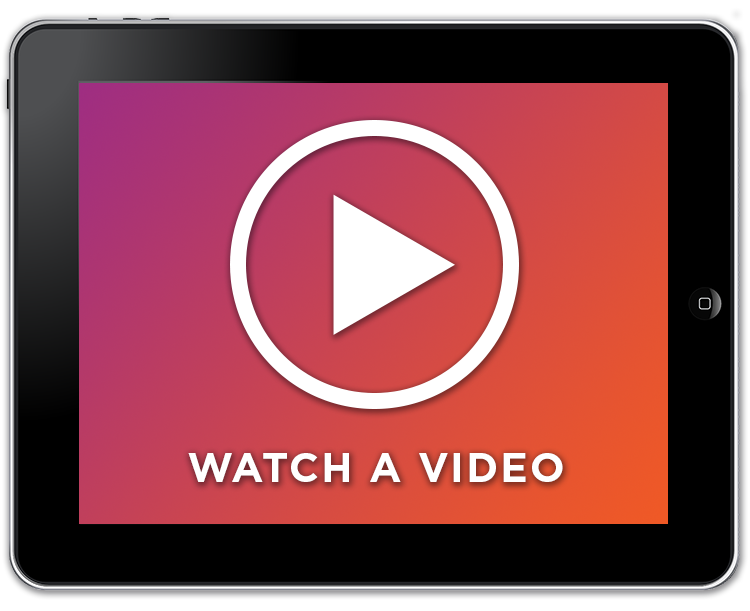 "iPad ""Watch a Video"""